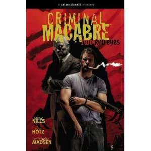 Criminal Macabre: Two Red Eyes [Paperback]