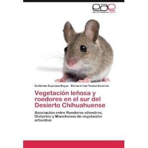 Vegetación leñosa y roedores en el sur del Desierto