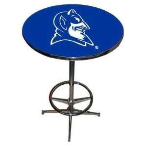 Duke Blue Devils Pool Hall/Bar/Pub Table   Chrome Sports