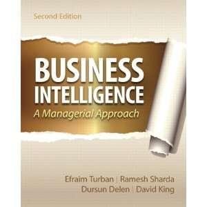 Delen, Dursun; King, David pulished by Prentice Hall  Default  Books