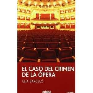 El caso del crimen de la ópera (9788423676590) Unknown