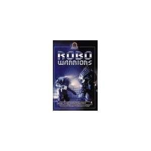 Robo Warriors [VHS] James Remar, Kyle Howard, James
