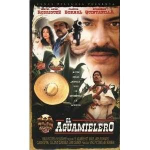 El Aguamielero Miguel Angel Rodriguez, Claudia Bernal