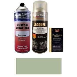 12.5 Oz. Granite Green Metallic Spray Can Paint Kit for 1988 Porsche