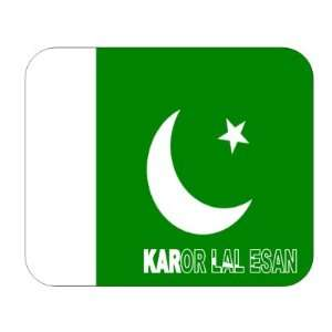 Pakistan, Karor Lal Esan Mouse Pad Everything Else
