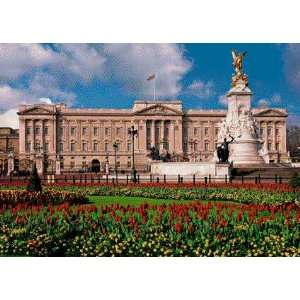 Buckingham Palace Jigsaw Puzzle   1000PC Toys & Games