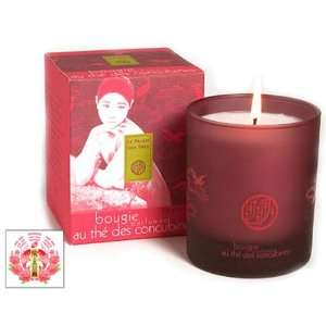 Thé des Concubines Tea Scented Perfume Candle & Original Chinese Love