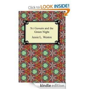 Sir Gawain and the Green Knight Jessie L. Weston  Kindle