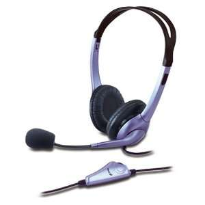 Genius HS 04S (noise canceling microphone) Headset with