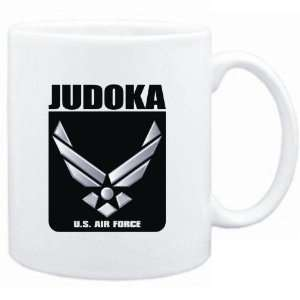 Mug White  Judoka   U.S. AIR FORCE  Sports Sports