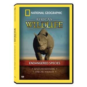 National Geographic Africas Wildlife Collection Endangered Species