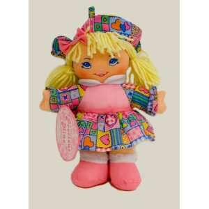 12 Traditional Sweet Mine Rag Doll Check Toys & Games