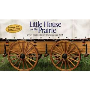Little House On the Prairie Complete Series DVD Set
