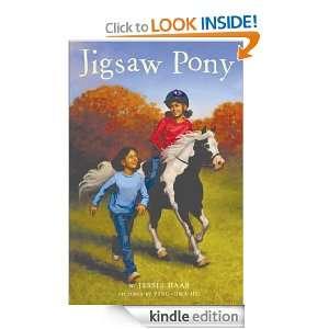 Jigsaw Pony Jessie Haas, Ying hwa Hu  Kindle Store
