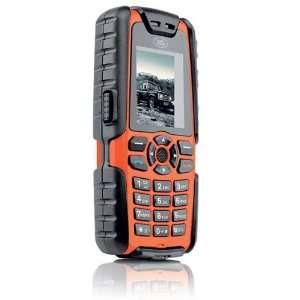 Sonim Land Rover S1 Orange Waterproof Rugged Cell Phone Outdoor Dust