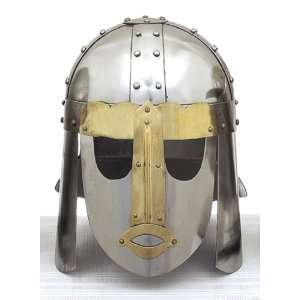 Medieval Helmet THE ANGLO SAXON HELM Knight Armor