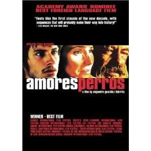 Amores Perros: Emilio Echevarría, Gael García Bernal