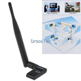 EDUP 300Mbps USB Wireless network Card wifi Adapter with Antenna EP