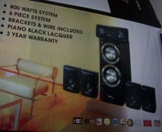 Pro Series Surround Sound Home Theatre Speaker System 800 Watts