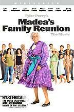 Madeas Family Reunion DVD Cover Art