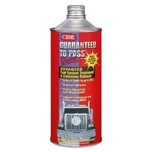 CRC 05832 Guaranteed To Pass Diesel Complete Fuel System Cleaner   32