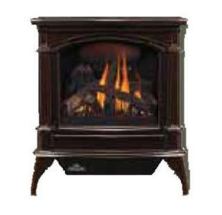 Vent Cast Iron Natural Gas Stove with Optional B Vent Conversion only