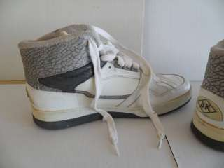 Deadstock Vtg 90s BRITISH KNIGHTS Hip Hop Sneaker Shoes Nike 90s