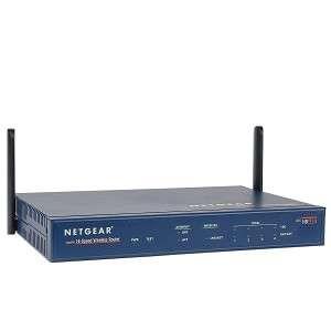 NETGEAR HR314 72Mbps 802.11a Wireless LAN Access Point & 4 Port Router