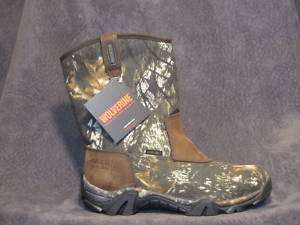 WOLVERINE WATERPROOF INSULATED WORK HUNTING BOOTS 05610 8.5 M