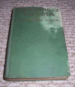 1929 Trousers of Taffeta India Margaret Wilson 1st Ed