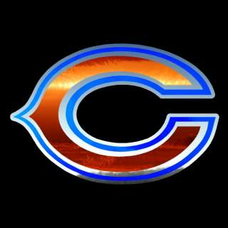 Chicago Bears 20 Car Truck Auto Window Stickers Decals