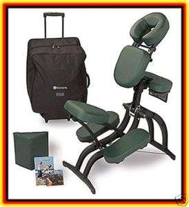 NEW Earthlite Avila II Portable Massage Chair Package