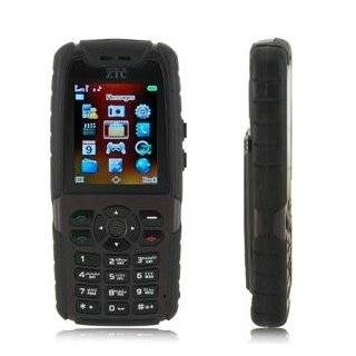 Unlocked Military Tough Rugged Waterproof Shockproof Quad Band