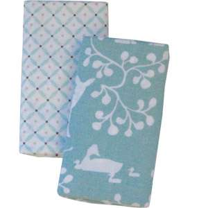 Boppy   Organic Swaddling Blankets 2 Pack, Hideaway: Bedding & Decor