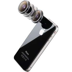 Digital King 180 Fish Eye Conversion Lens with Magnet Mount for iPhone