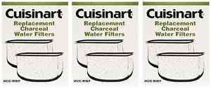 PACK CUISINART DCC RWF CHARCOAL WATER FILTER