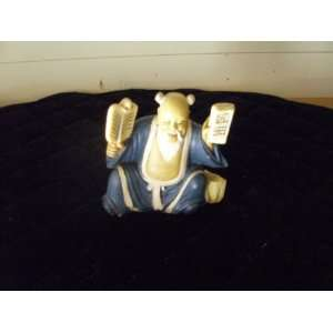 Hand Carved Ivory/Bone Figure
