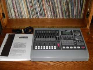 ROLAND VS 880EX Digital Studio Multi 8 Track Recorder Workstation