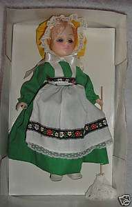 EFFANBEE DOLL STORYBOOK COLLECTION MOTHER HUBBARD