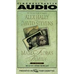 Novel (9780671043278): David Stevens, Alex Haley, Debbi Morgan: Books