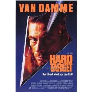 11x17 Jean Claude Van Damme Lance Henriksen Yancy Butler Arnold Vosloo