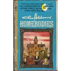 Homebodies: charles addams: Books