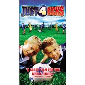 Just for Kicks [VHS]: Cole Sprouse, Dylan Sprouse, Tom