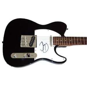 John Cougar Mellencamp Autographed Signed Guitar Proof