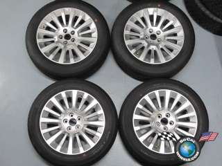 Four 2011 Lincoln MKT Factory 19 Wheels Tires Rims OEM 3823 Ford Edge