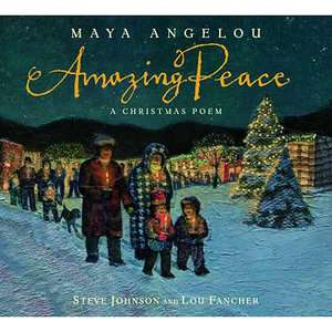Amazing Peace A Christmas Poem, Angelou, Maya Childrens Books