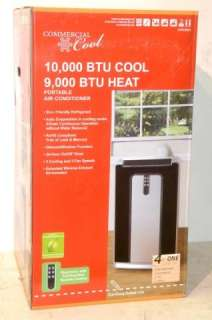 Haier CPN10XHJ Commercial Cool 10,000 BTU Portable Air Conditioner