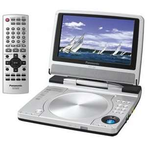 Panasonic DVD LS55 Portable DVD Player with 7 Inch