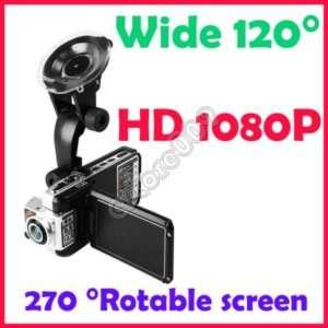 TFT HD 1080p Car Dash DVR Sports Action Go Camera