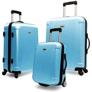 Freedom 3 Piece Hardside Spinner Lightweight Luggage Set